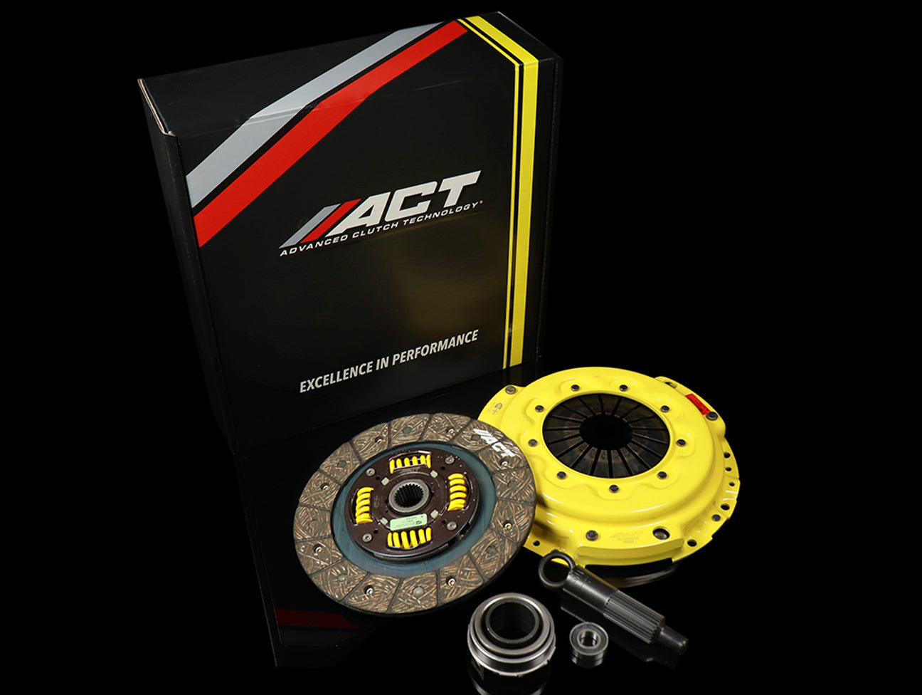 ACT Heavy Duty Clutch Kit w/ Sprung Organic Street Disc - B-series (Hydro Trans)