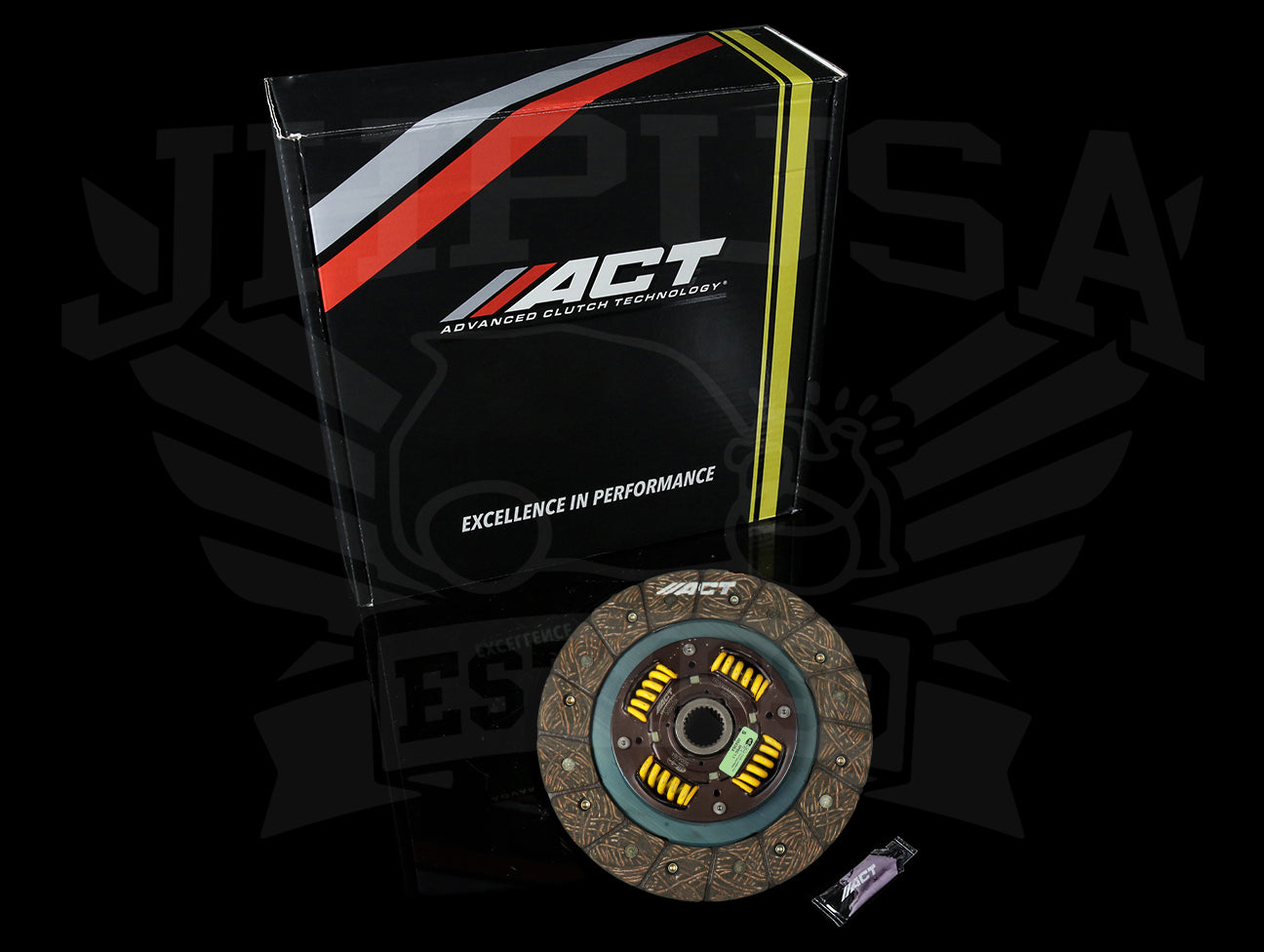 ACT Performance Street Disc - B-series (Hydro Trans)