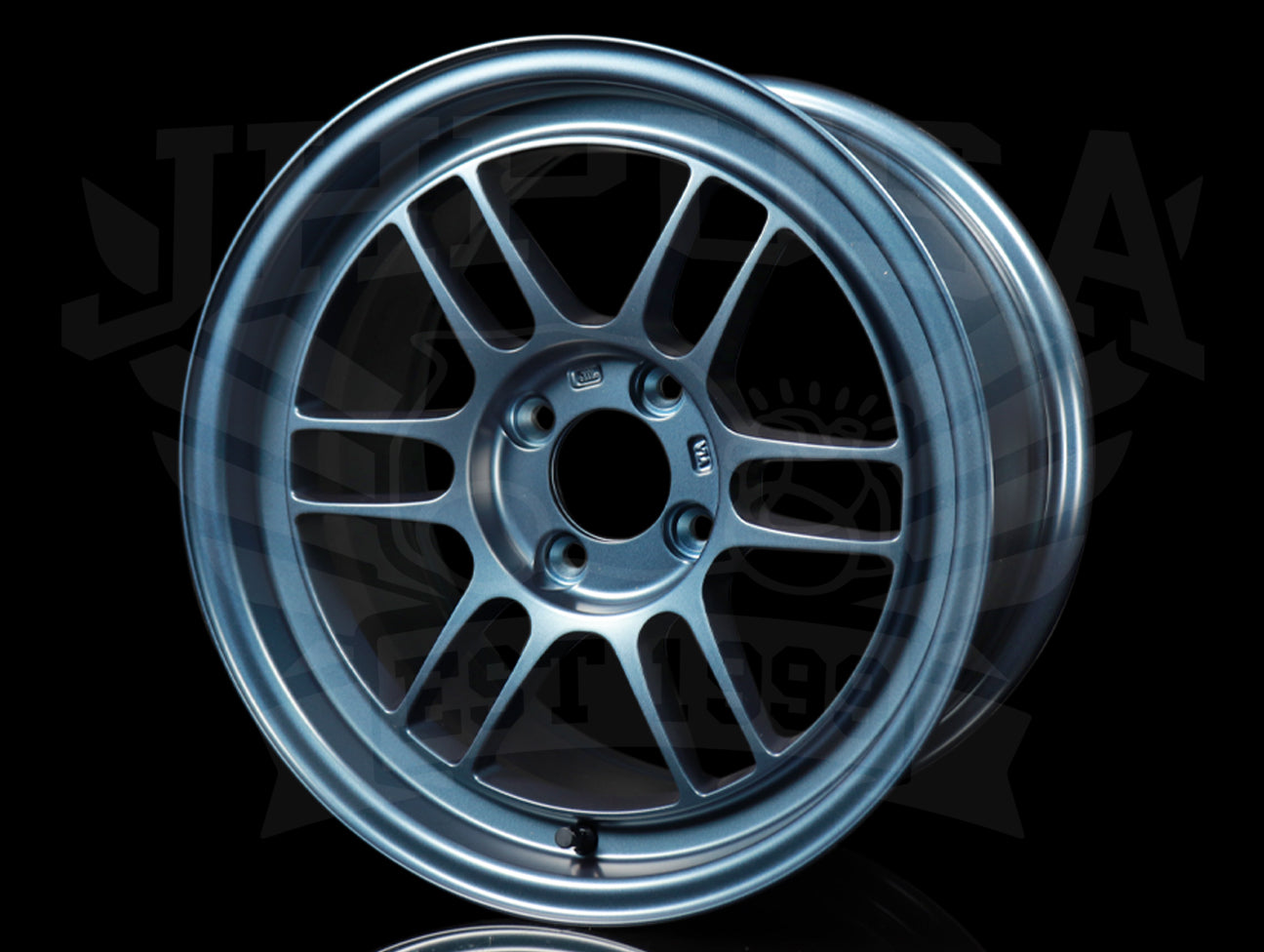 Enkei RPF1 Wheels - Matte Blue 15x8 / 4x100 / +28