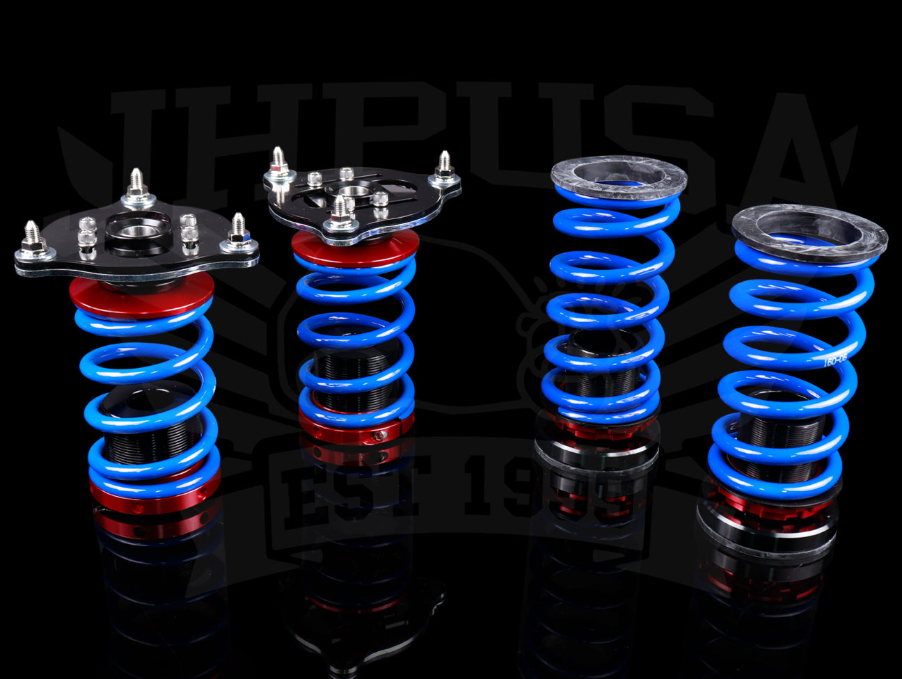 Function Form Adjustable Spring Sleeve System - 16+ Civic