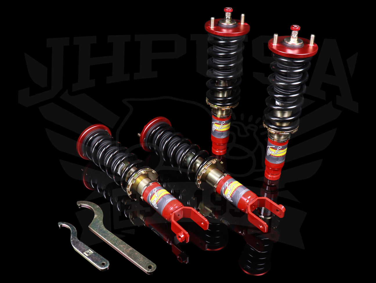 Function & Form Type II Coilovers - Honda/Acura