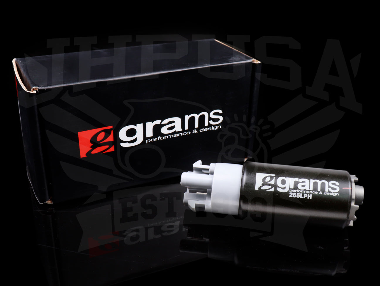 Grams Performance In Tank Fuel Pump Kits