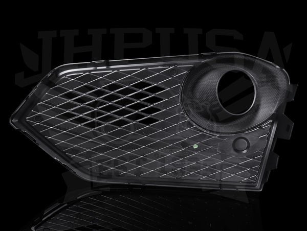 Greddy Front Driver Side Vented Mesh Grill - 2017+ Civic Type R FK8