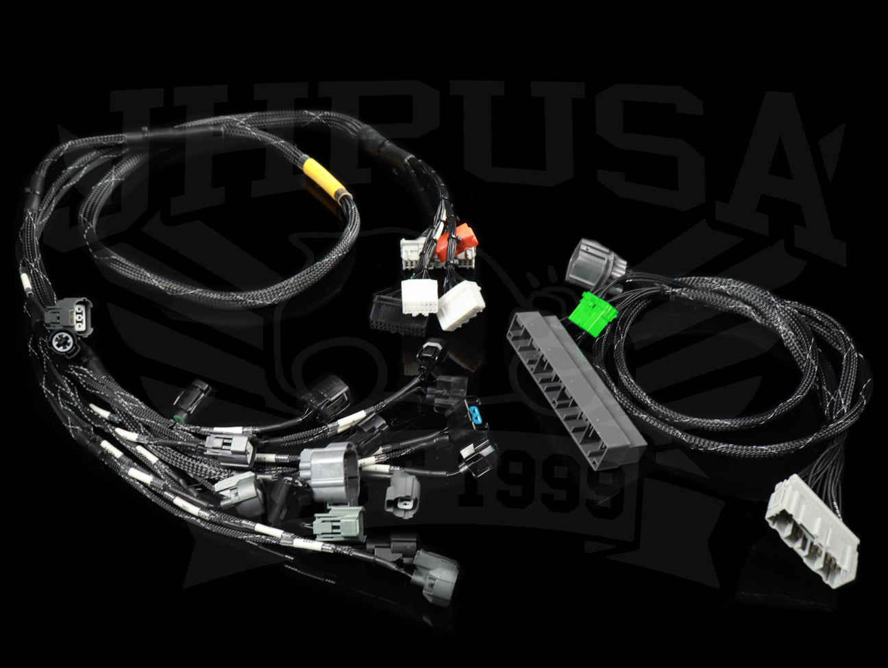 Rywire B-series Tucked OBD1 Conversion Engine Harness - 88-00 Civic / 94-01 Integra