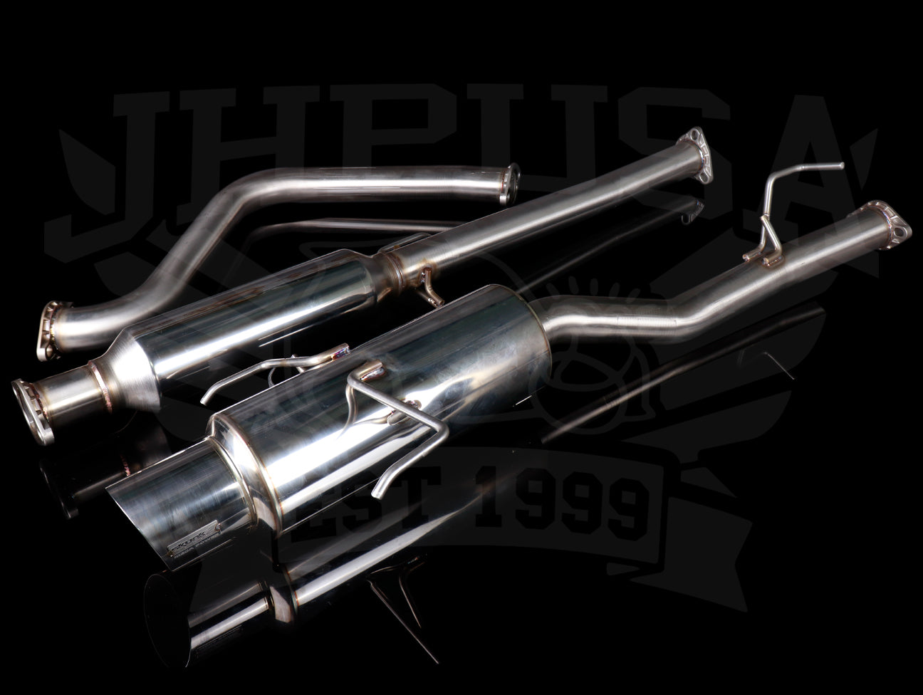 Skunk2 MegaPower Exhaust - 97-01 Prelude Base