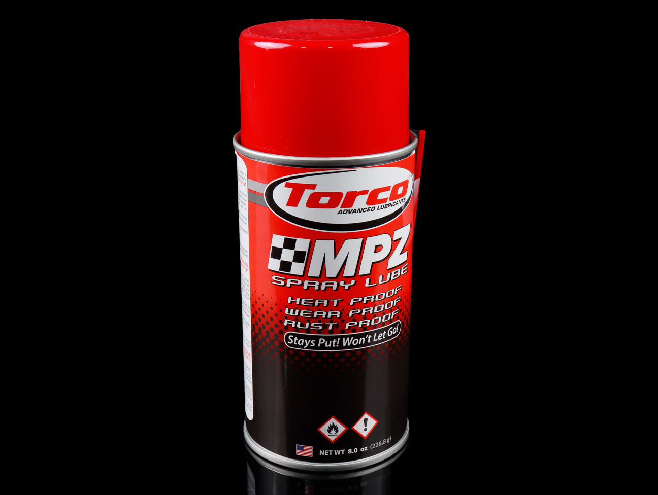 Torco MPZ Spray Lube