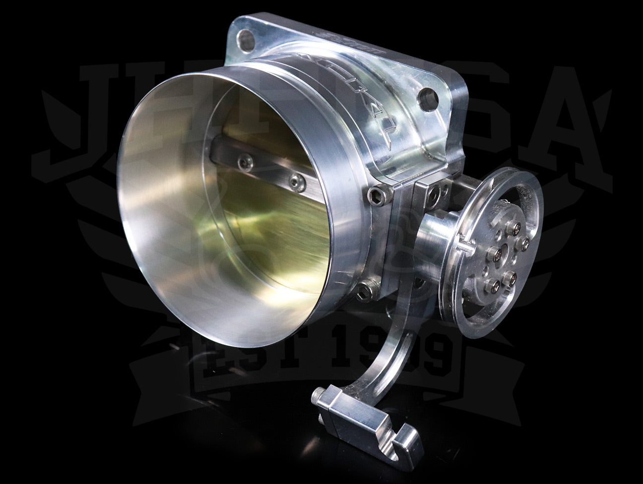 K-Tuned Track1 Billet Throttle Body - 90mm Domestic Style
