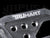 TruHart Rear Lower Control Arms Polished (Pillowball) - 96-00 Civic