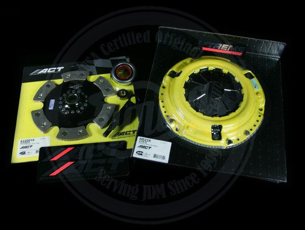 ACT H-series Xtreme Clutch Kit w/ 6 Puck