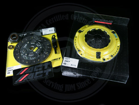ACT B-series Cable Tranny (92-93) Xtreme Clutch Kit w/ Street Disc Sprung