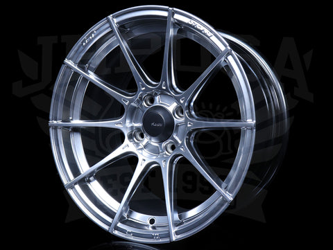 Advanti Racing Storm S1 Wheels - Titanium Mirror 15x8 / 4x100 / +25