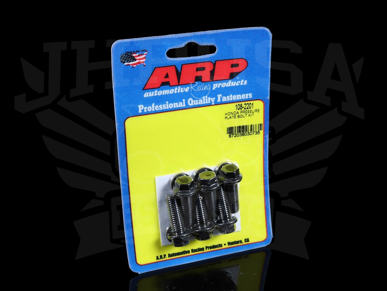 ARP Pressure Plate Bolt Kit - D-series (all)