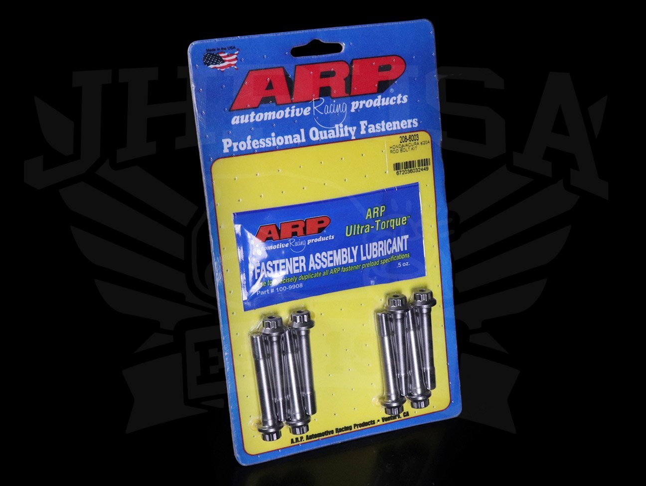 ARP Rod Bolts - K-series (K20)