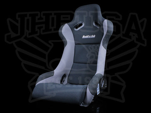 Buddy Club Racing Spec Bucket Seat (FRP)