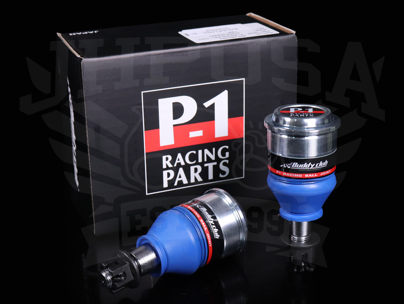 Buddy Club P1 Racing Extended Ball Joints - 05-06 RSX Type-S / JDM RSX Type-R