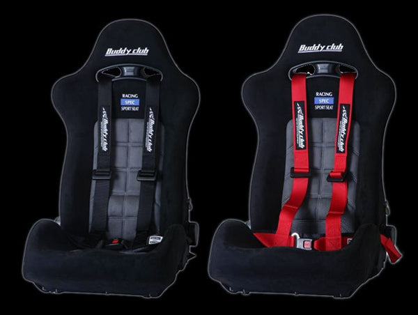 Buddy Club Racing Spec 4-Point Seat Belt Harness