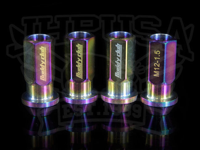 Buddy Club Inconel 625 P-1 Racing Lug Nuts