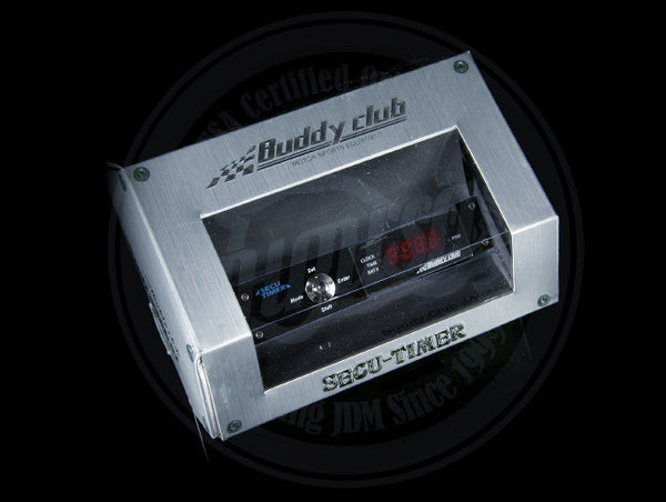 Buddy Club Secu-Timer - Black