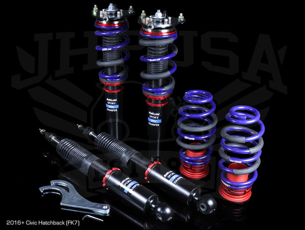 Buddy Club Sport Spec Coilovers - Honda / Acura