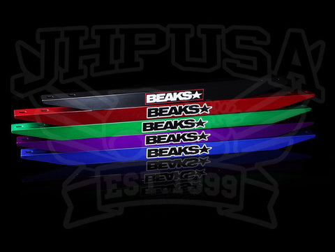 Beaks Rear Lower Arm Bar - Black/Blue/Purple/Red/Green