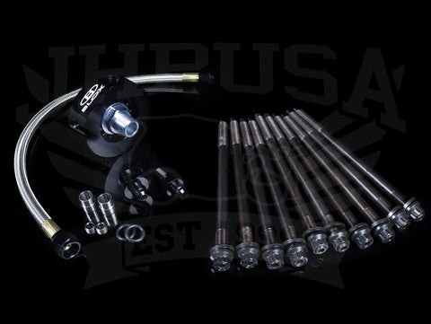 Blox LS/VTEC Kit  + Power Pros Head Stud Combo - B-series VTEC