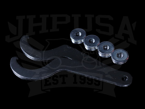 Blox Drag Pro Coilovers (Rears) -  92-00 Civic / 94-01 Integra