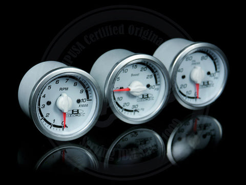 Blox 52MM Warning Gauges