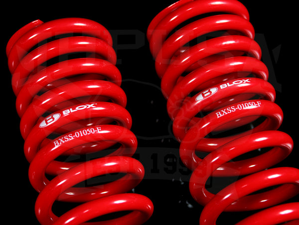 Blox Competition Series Lowering Springs - Civic / Integra