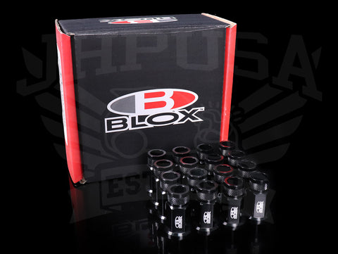 Blox Street Series Lug Nut Set - Black