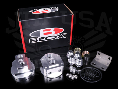 Blox Remote Oil Filter Relocation Kit
