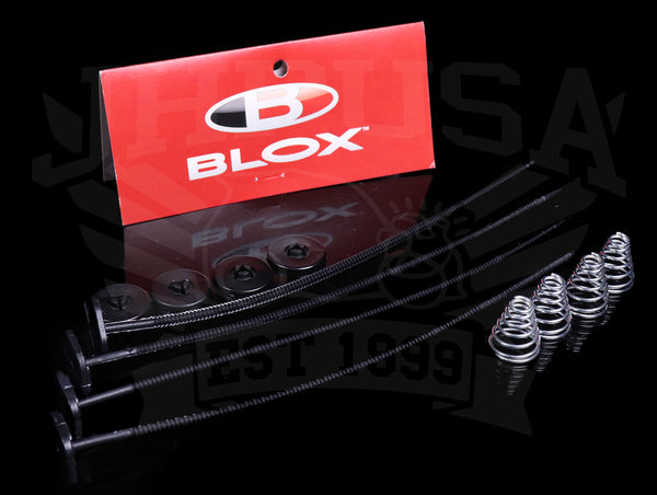 Blox Slim Radiator Fan Mounting Kit