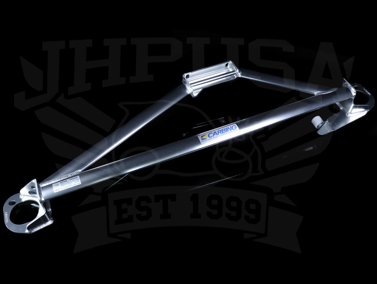 Carbing Front Strut Bar Type II - 94-01 Integra