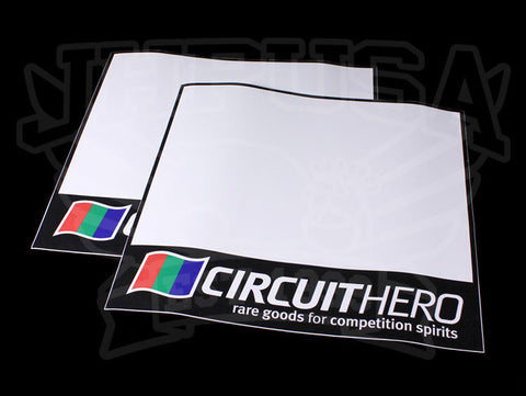 Circuit Hero Track Number Plate
