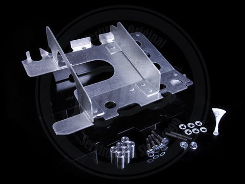 Circuit Hero K-series Bolt-in Oil Pan Baffle