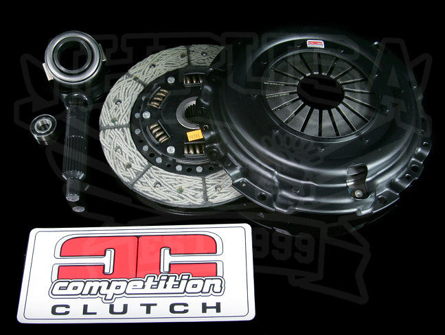 Competition Stage 2 Street Series 2100 Kevlar Clutch Kit
