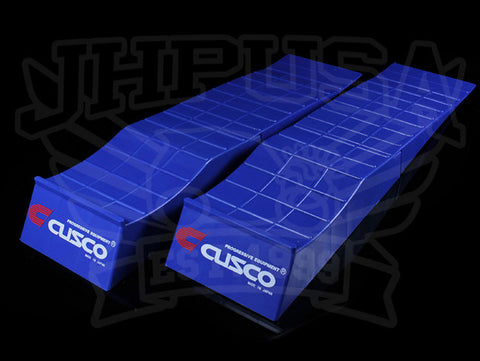 Cusco Low Down Tire Ramp Set