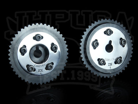 Drag Cartel K-series Cam Gears