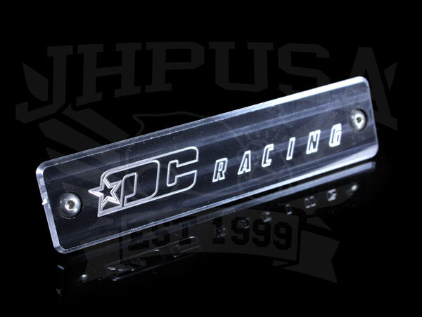 Drag Cartel Billet Logo Plate