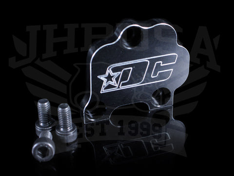 Drag Cartel VTEC Solenoid Block Off Plate - K-series