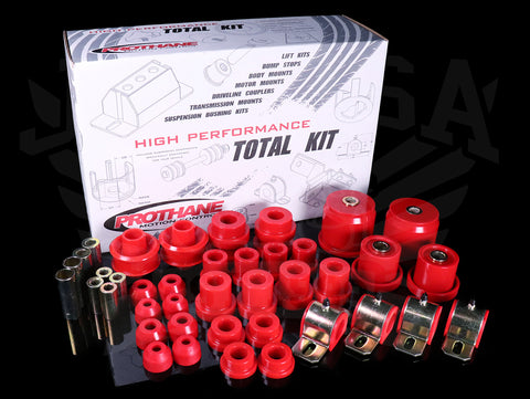 Prothane Full Bushing Kit - 00-09 S2000