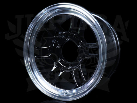 Enkei RPT1 Wheels 16x8 / 6x139 - Machining Black