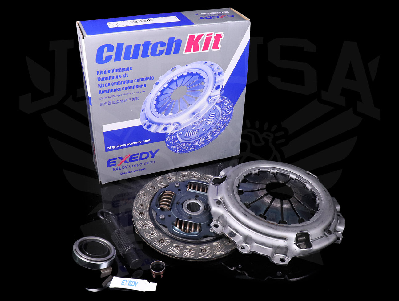 Exedy OEM Replacement Clutch Kit - Honda / Acura