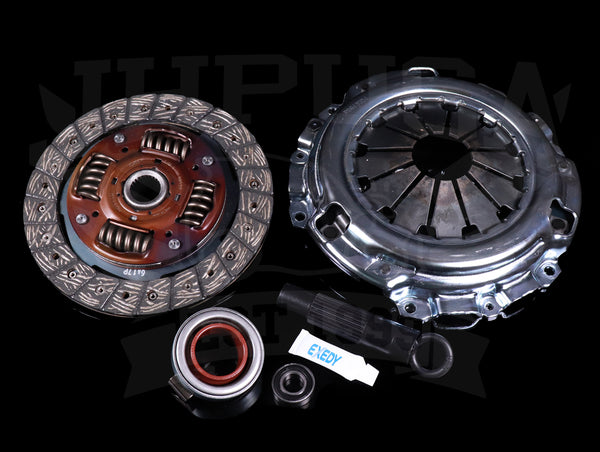 Exedy Stage 1 Organic Clutch Kit - 92-93 Integra (Cable Trans)