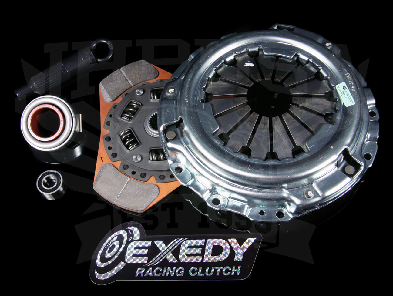 Exedy Cable Tranny Stage 2 Clutch Kit - B-series (90-91 Integra)