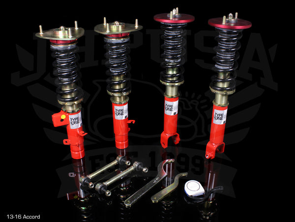 Function & Form Type I Coilovers - Honda / Acura