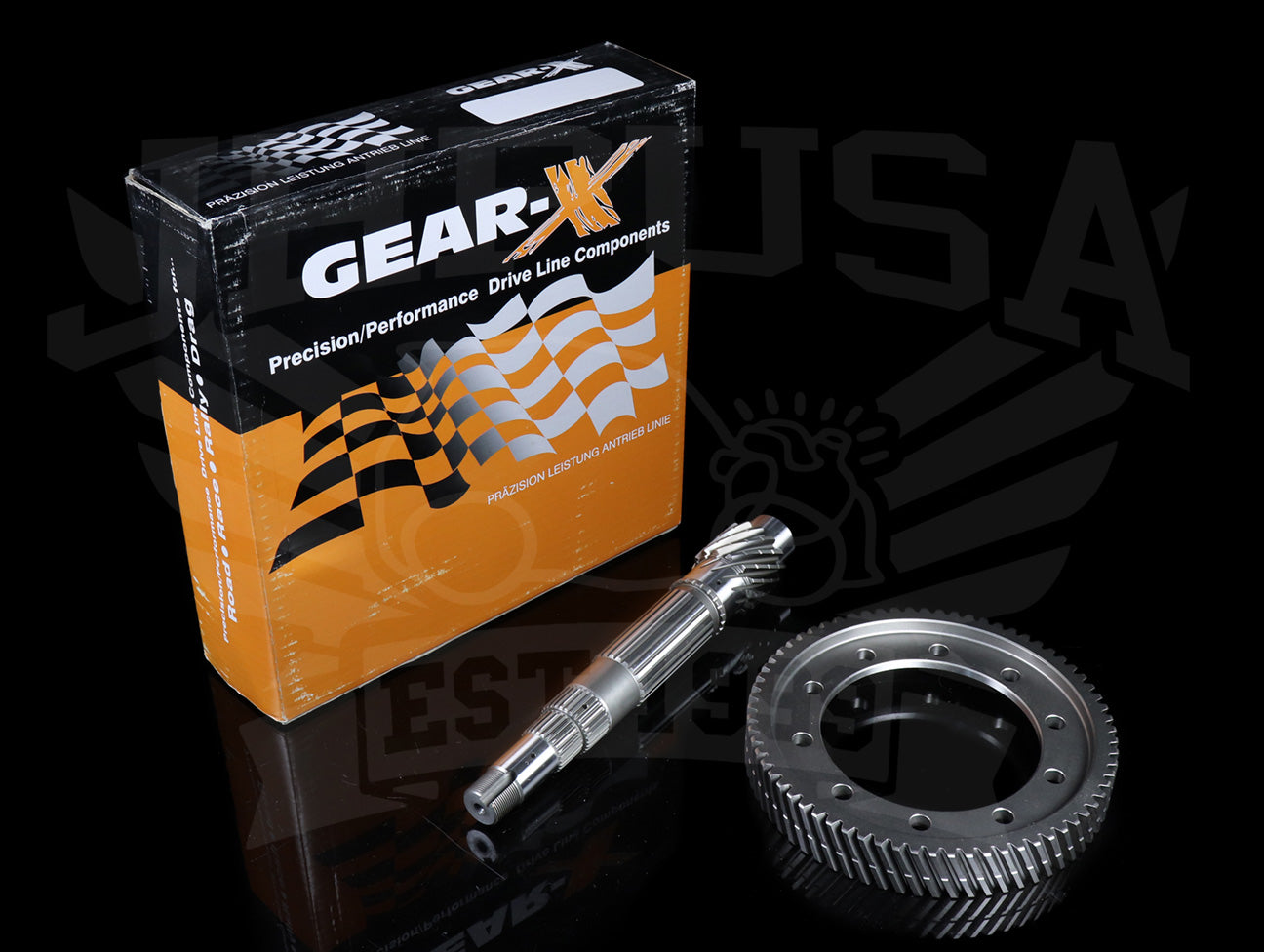 Gear-X Final Drive Set 4.785 - B-series / 94-01 B18C