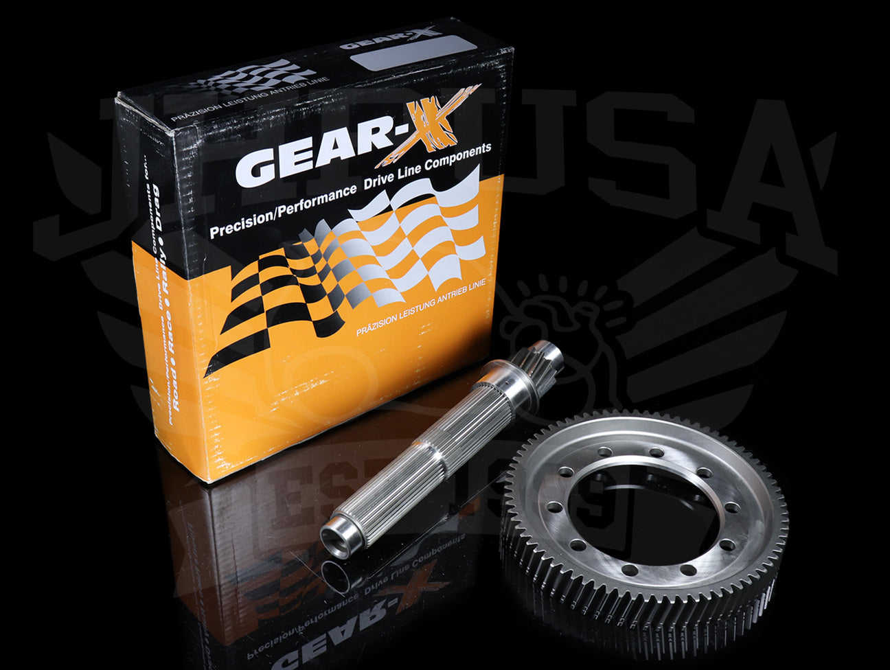 Gear-X Final Drive Set 5.08 - K-series
