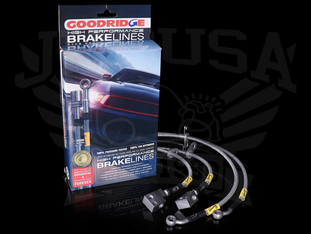 Goodridge G-Stop Brakeline Kit - 2017+ Civic Type-R FK8