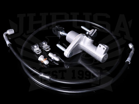 Goodridge Clutch Line & Clutch Master Cylinder Upgrade Kit - 02-05 Civic Si / 02-04 RSX