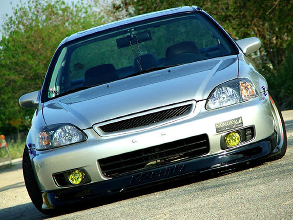 Greddy Gracer Aero Front Lip Spoiler - 99-00 Civic Si